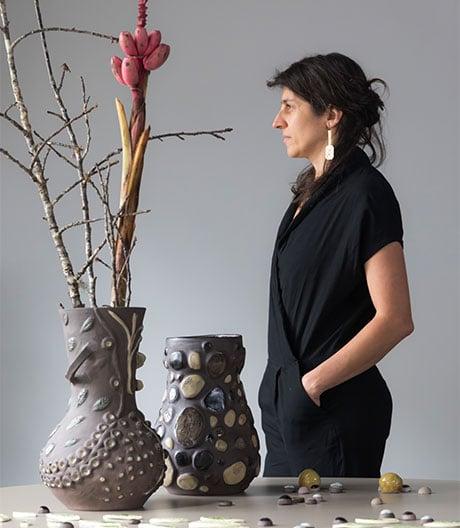 Paula Juchem: von der Illustration zum keramischen Objekt