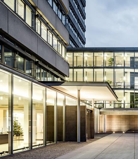 Revolution am Arbeitsplatz: Wie biodynamisches Licht die Bürowelt verändert.
