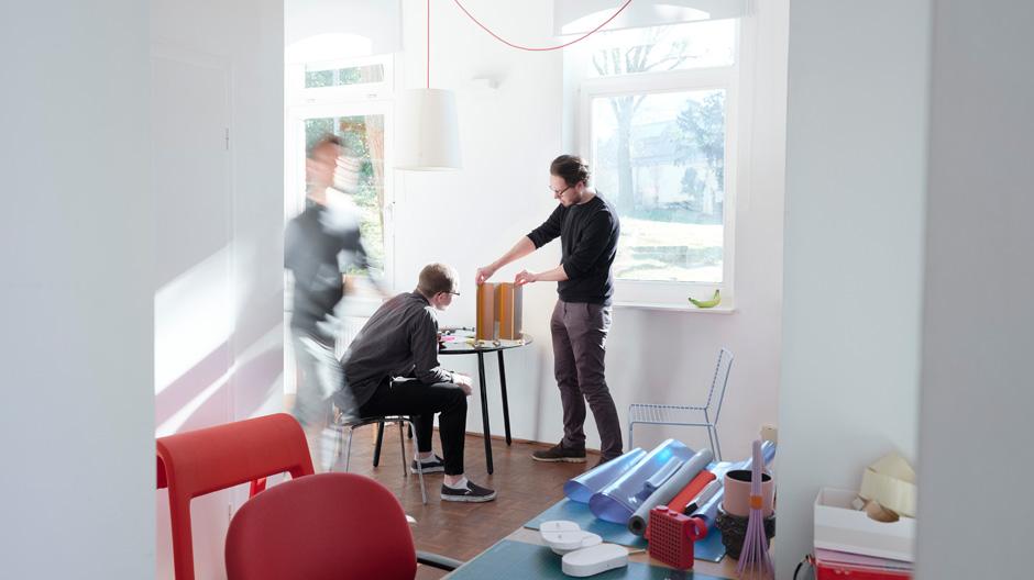 Wir waren zu Besuch im Hannoveraner Studio