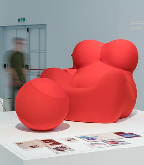 Von der Designgeschichte der Nachkriegszeit bis zum Feuerwerk der Postmoderne: Mailands neues Museo del Design Italiano.