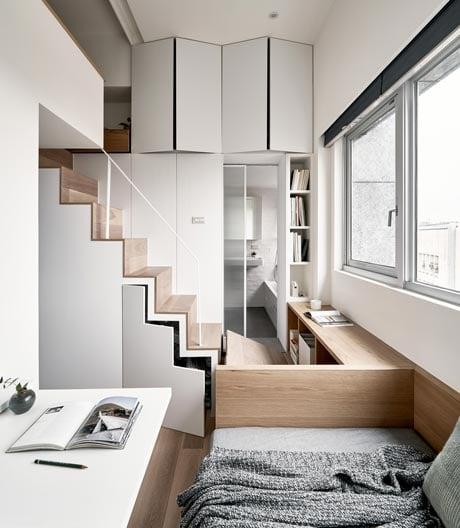 Inspirierende Projekte und Produkte für kleine Räume
