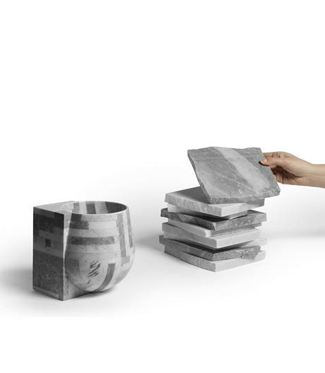 Reste als Ressource: Vasen von Moreno Ratti.