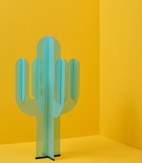 Diener mit Stacheln: Der mannshohe Kaktus von Frederik Kurzweg.