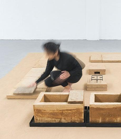 Aufbauküche statt Einbauküche von Yuiko Shigeta.