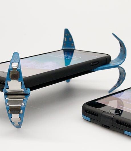 Airbag fürs Smartphone von Philip Frenzel.
