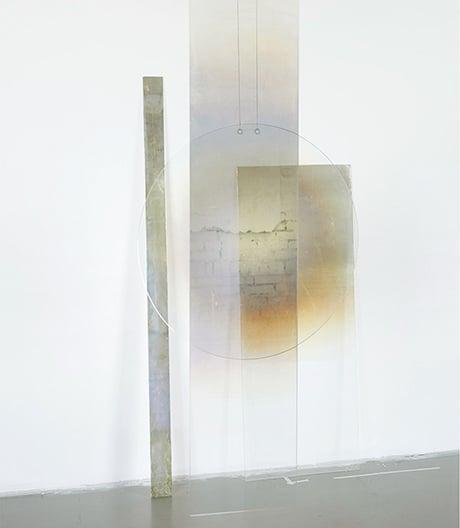 Erinnerung und Emotion: Spiegelserie von Boldizsár Szenteczki.