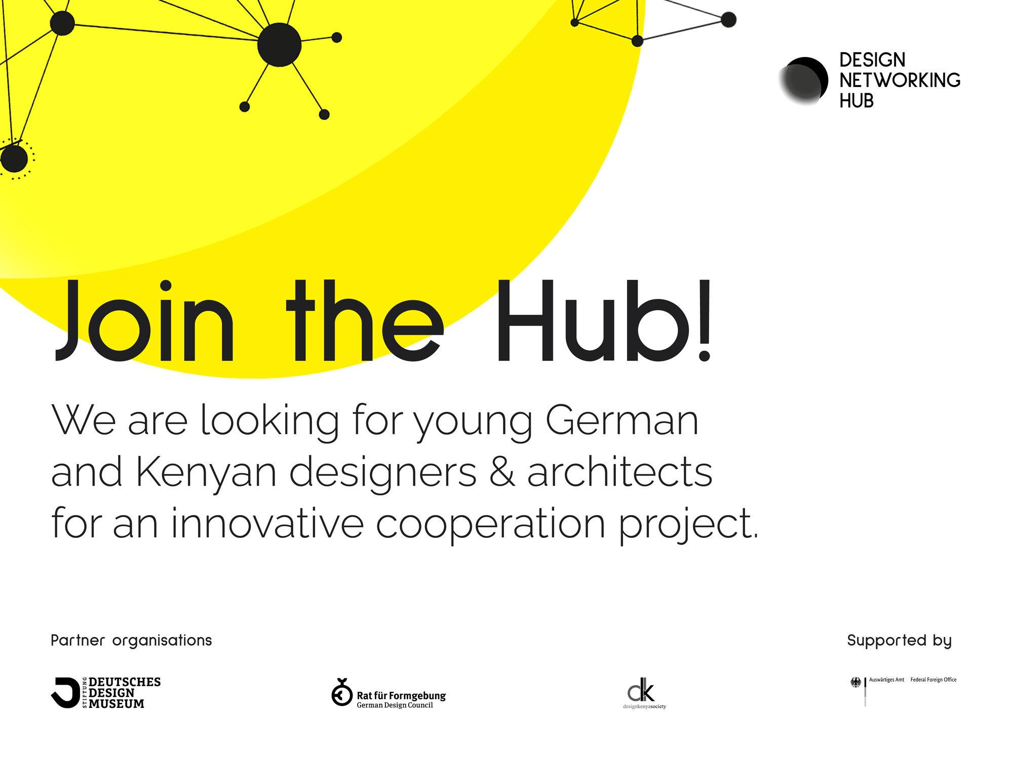 Bis zum 21. Juni: Kreative aus Deutschland und Kenia gesucht