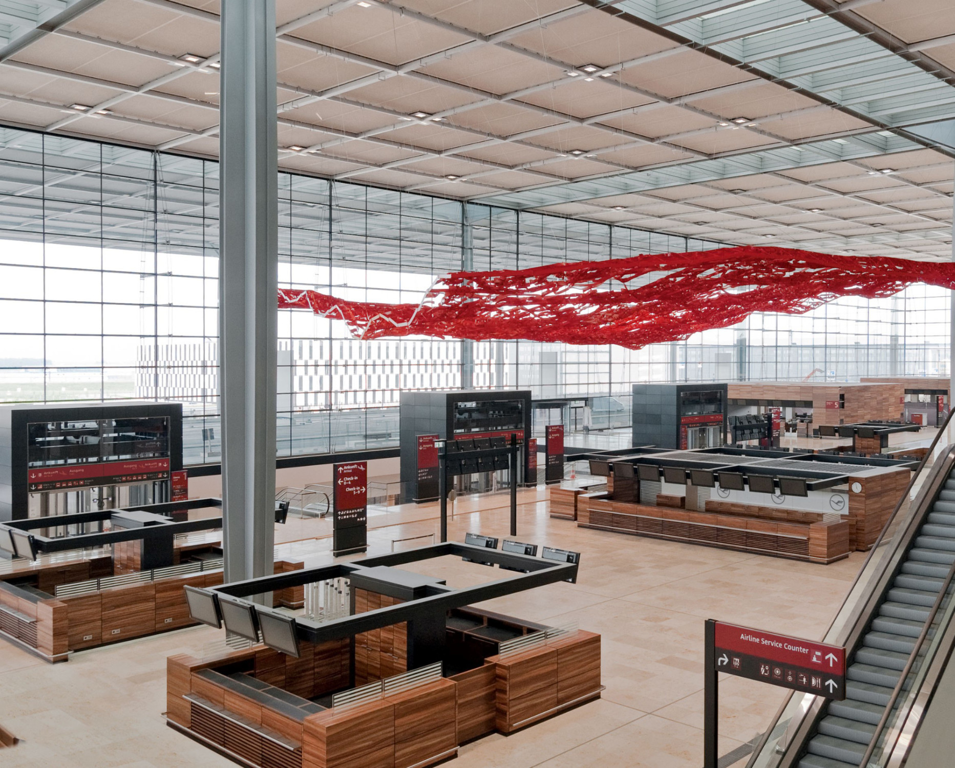 Die Identität des Hauptstadtflughafens