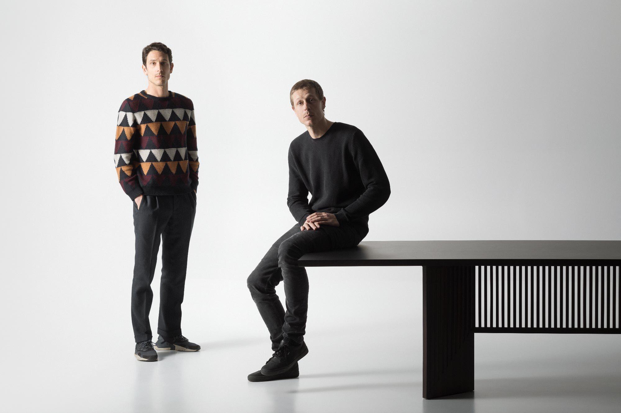 Francesco Meda und David Lopez Quincoces neue Kreativdirektoren