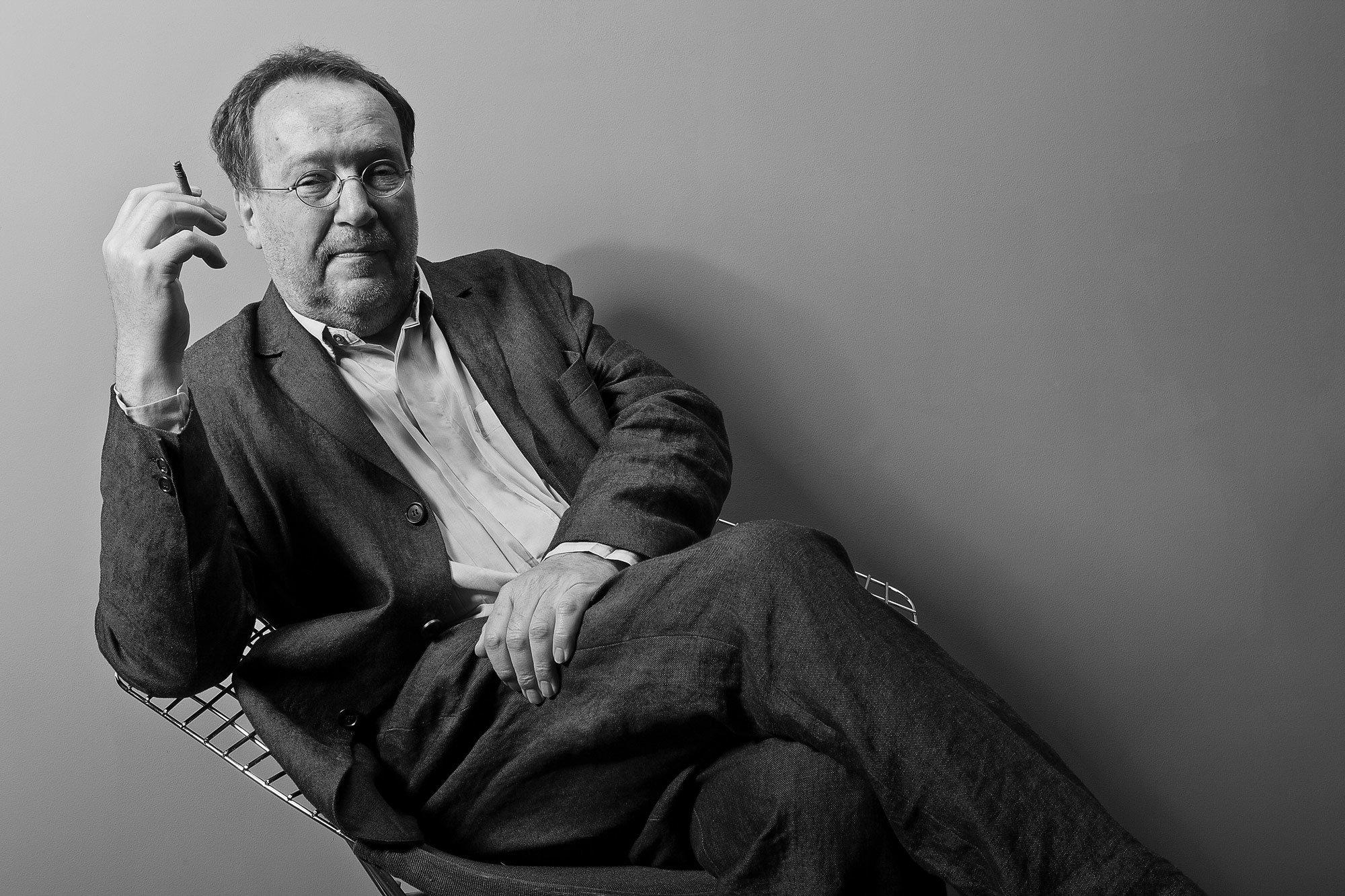 Designtheoretiker Michael Erlhoff gestorben
