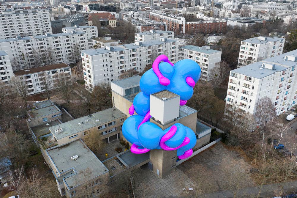 Ausstellung von Manuel Rossner und König Digital