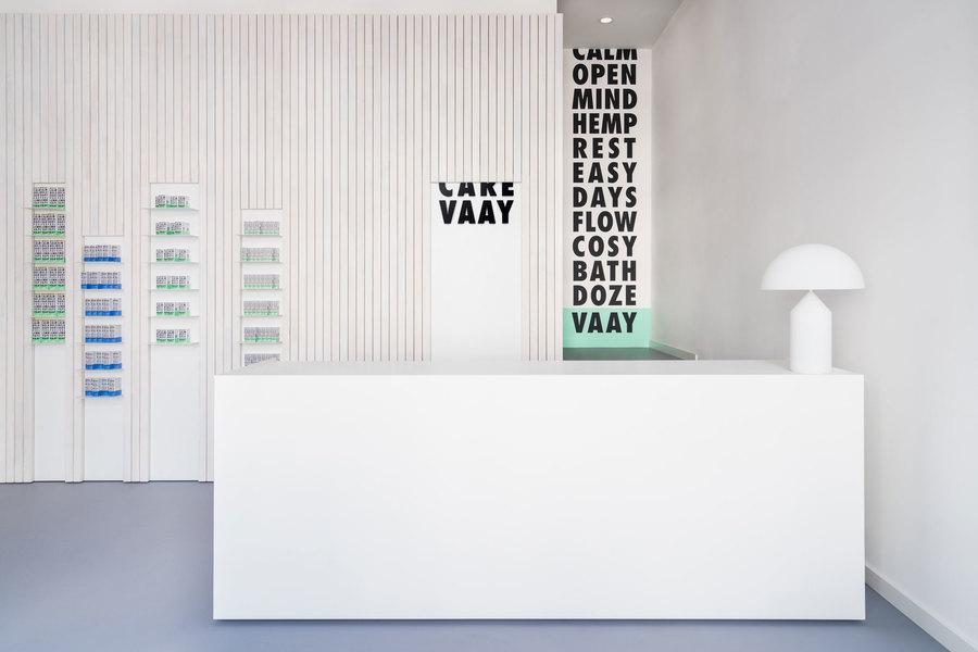 VAAY-Flagshipstore von Batek Architekten