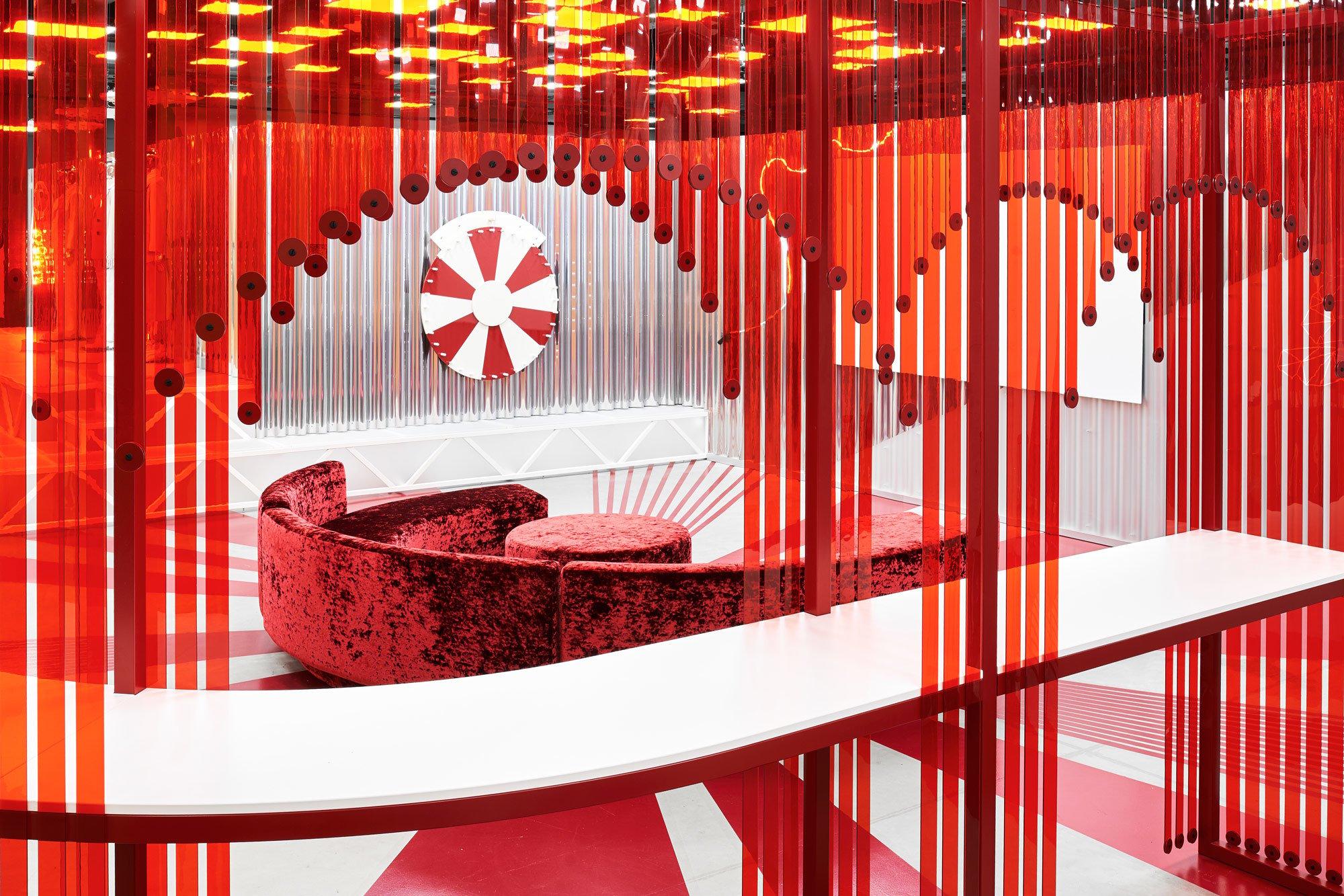 Bürogestaltung von Studio Alexander Fehre