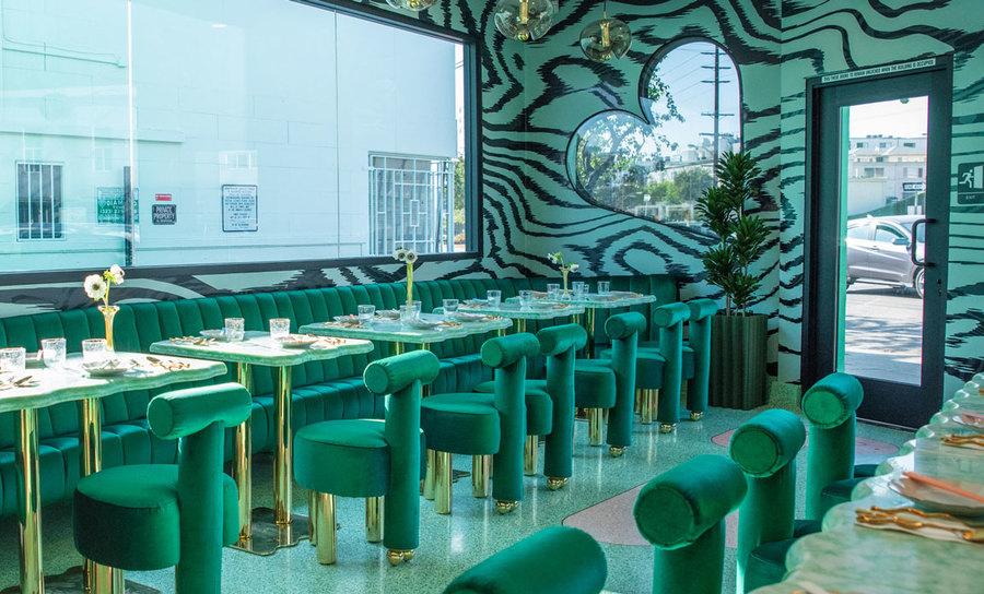Humberto Leons Restaurant Chifa in L.A.