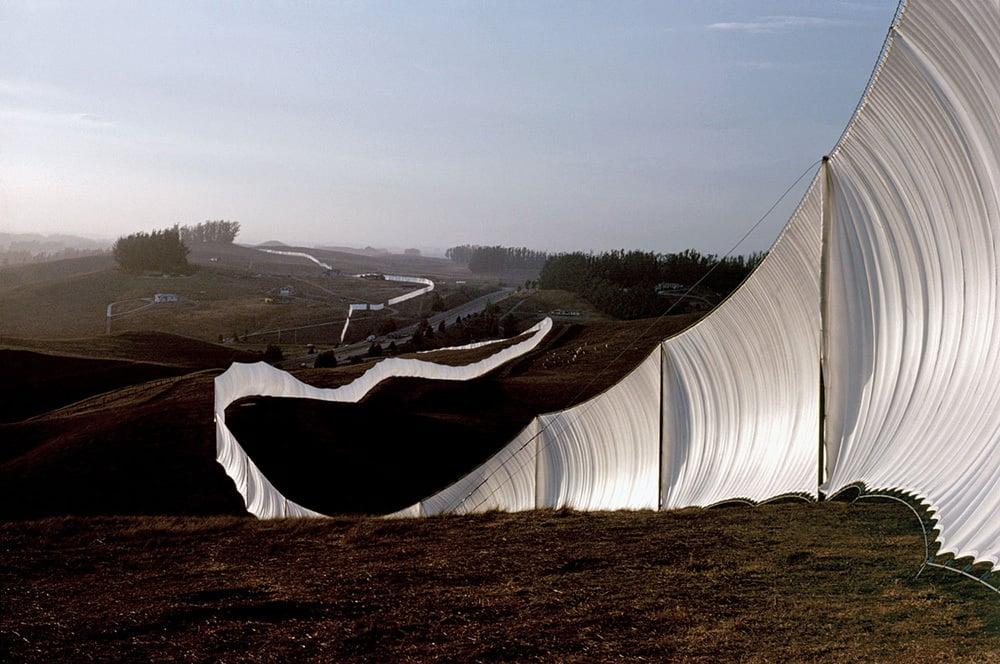 Streifzug durch das Werk von Christo und Jeanne Claude