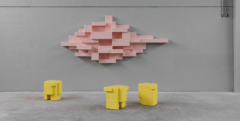 Wohnskulpturen von Studio Nucleo
