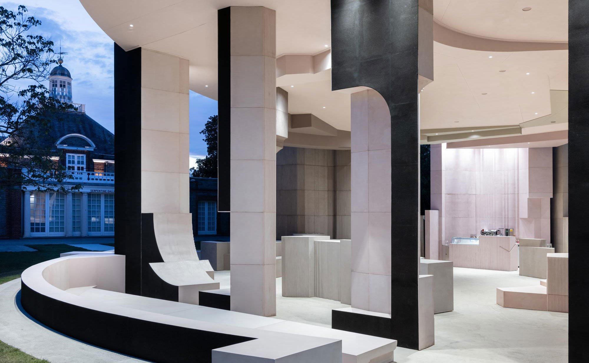 Serpentine Pavilion in London von Counterspace