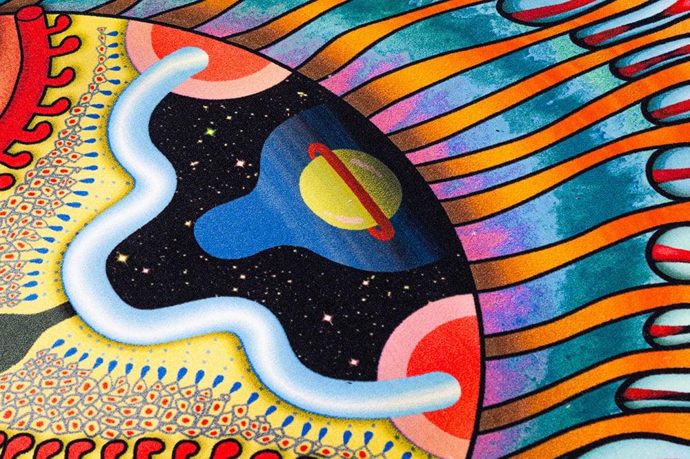 Teppichkollektion von Elena Salmistraro
