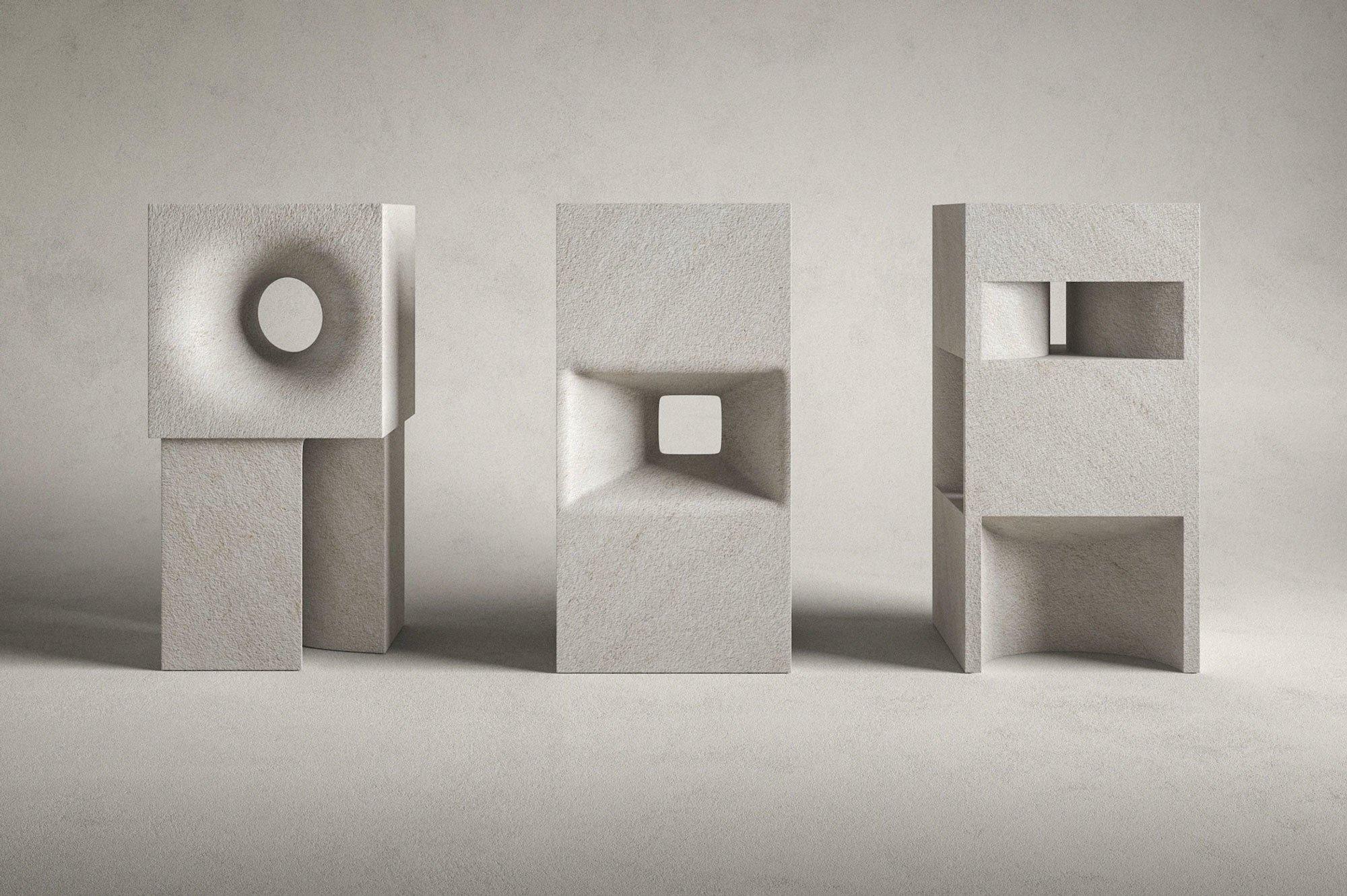Miniaturhäuser von Salvatori