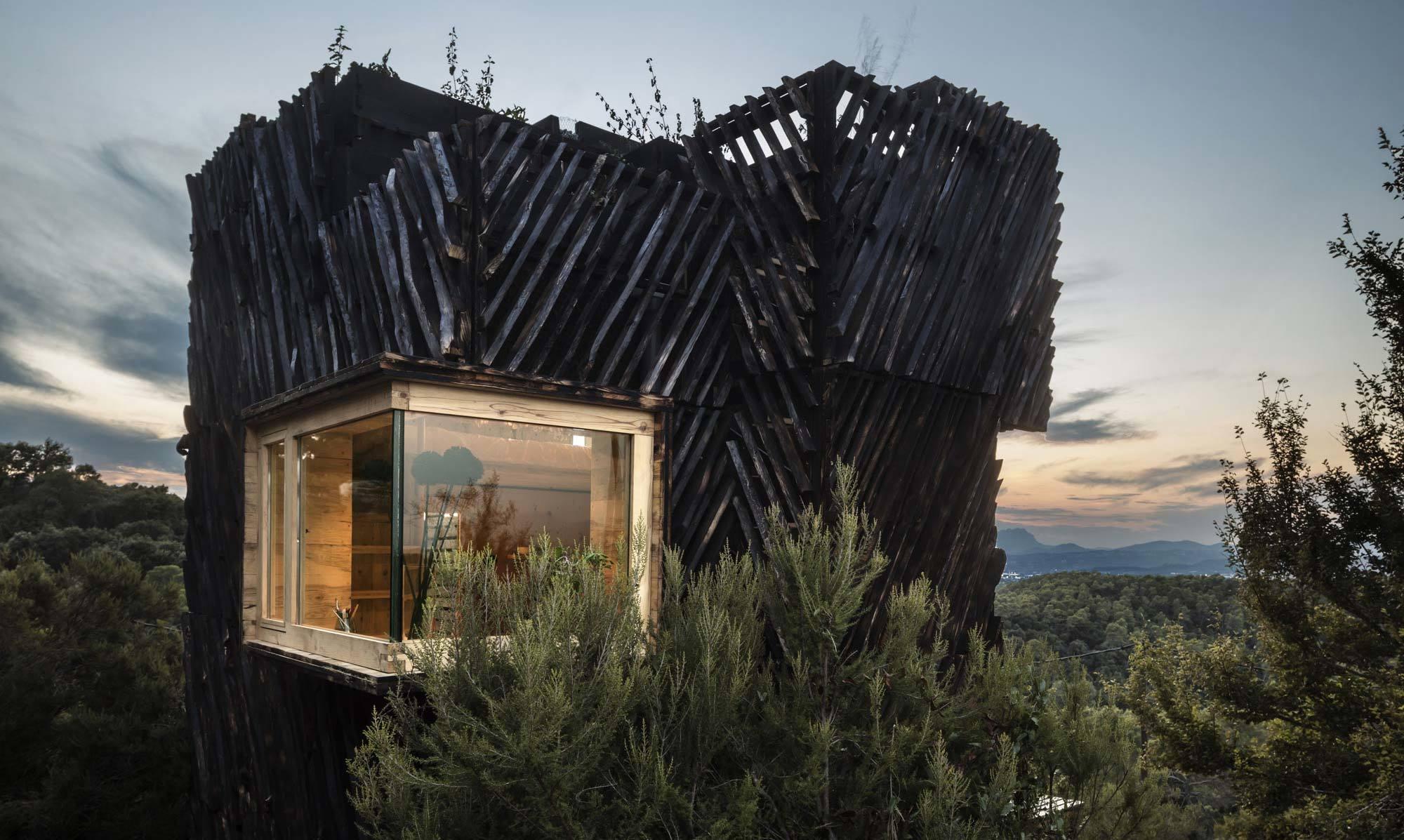 The Voxel Cabin von Valldaura Labs